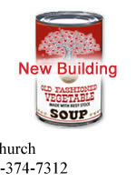 Food Pantry Page 4 - New Building